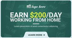 Make Money Banners By Hyov-Make Money By Banner