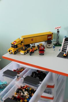 Playing House: Lego Solution??