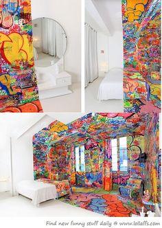 Graffiti Room