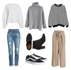 """""""ty"""" by sellciux on Polyvore featuring WithChic, NLY Trend, Chicwish, KUT from the Kloth and Topshop"""