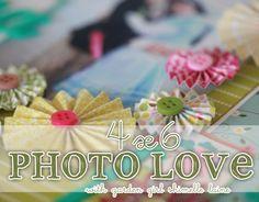 4x6 Photo Love - Shimelle Laine