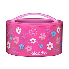 Aladdin Bento Kids Lunch Box, Pink online at JohnLewis.com £12