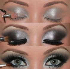 Dark Silver Eye