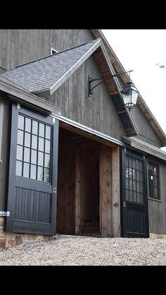 Garage door idea!
