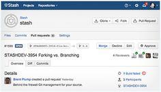 Stash : Git Repository Management for Enterprise Teams