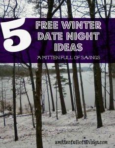 5 Free Winter Date N