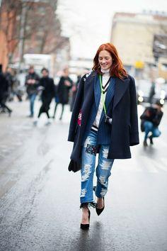 Bloc de Moda: Noticias de moda, fashion y belleza Otoño Invierno 2015: Street Style