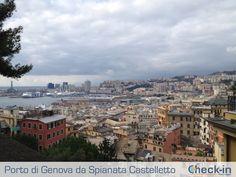 Spianata Castelletto di Genova, #Liguria