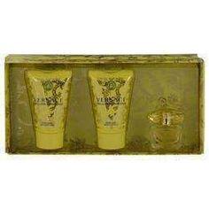 Gianni Versace Gift Set Versace Yellow Diamond By Gianni Versace