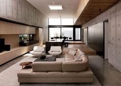 Huis van beton Roomed