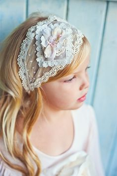 dollcakes clothing for girls | Dollcake - Romance In Bloom Headband Fall 2013