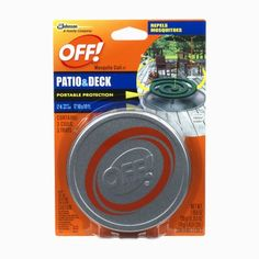 OFF! Mosquito Coil III Starter Kit, 3 count, 1.059 Ounces