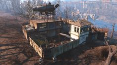 My Survival Settlement - Oberland Station - No Mods