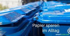 Über 400 Millionen Tonnen Papier werden jedes Jahr hergestellt. Dabei gibt es einfache Tricks, wie du deinen Papierbedarf problemlos reduzieren kannst.