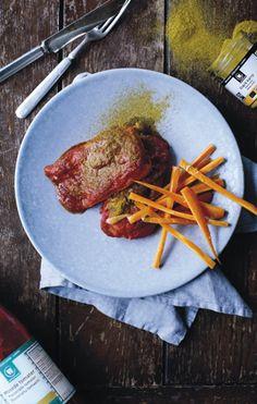 Fra en lille kryddeributik i 1972 til en hel verden af økologiske Urtekram produkter. Organic Recipes, Ethnic Recipes, Norwegian Food, Eat To Live, Karry, Japchae, Pork, Turkey, Fish