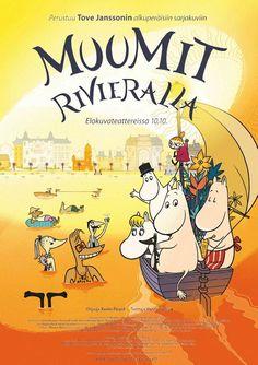 Мумитролли на Ривьере (Muumit Rivieralla) Tove Jansson, Peanuts Comics, Barn, Family Guy, Film, Pictures, Fictional Characters, Movie, Photos