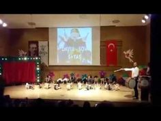 Davul Show izmir marşı - YouTube