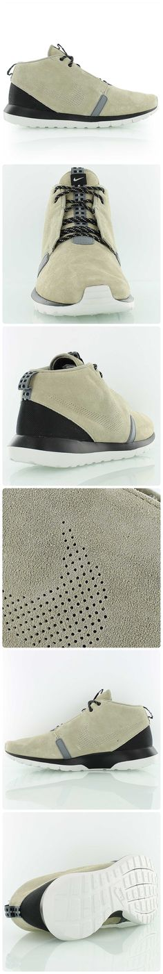 NIKE ROSHERUN NM SNEAKERBOOT 'Bamboo' // Sizes US7+ - US12 // 139,85€ // A thing of beauty. Sneakerboot version of the popular Nike Rosherun with a Natural Motion outsole.