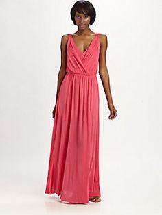 BCBGMAXAZRIA - Jersey Maxi Dress