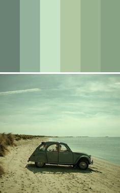 IdeaFixa » Está permitido roubar as paletas de cores do universo
