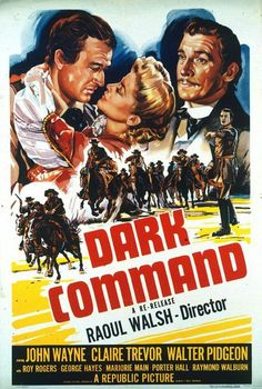 Directed by Raoul Walsh. With Claire Trevor, John Wayne, Walter Pidgeon, Roy Rogers. In Kansas, during the Civil War opposing pro-Union and pro-Confederate camps clash and visiting Texan Bob Seton runs afoul of William Cantrell's Raiders. Christopher Abbott, Christopher Plummer, Streaming Movies, Hd Movies, Movies Online, Movies And Tv Shows, Movie Tv, John Wayne, Billy Zane