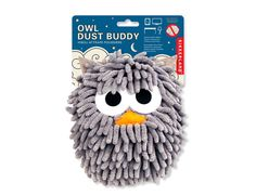 This dust buddy might actually make cleaning fun!!
