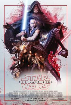 Star Wars, The Last Jedi ( Episode VIII )