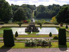 Water Terraces. Palacio de Blenheim