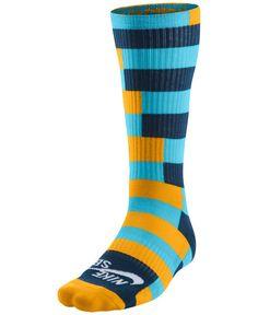 Nike Sb Dri-fit Striped Crew Socks