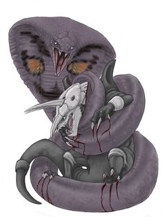 Arbok Fight Art #Pokemon