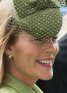 Autumn Phillips attends day 2 of Royal Ascot at Ascot Racecourse on June 17, 2015 in Ascot, England.