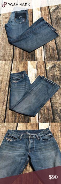 86347594 Diesel industry jeans Diesel industry distressed Jean's Diesel industry  jeans Mens size 32 Inseam: 32
