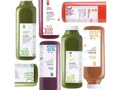 5-Day 'JUS til Dinner' Cleanse w/ Menu for $139.99