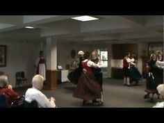 Norwegian Folk Dance, Parisarpolka