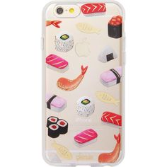 Sonix Sushi Iphone Case as seen on Emma Roberts