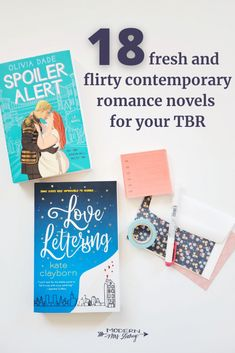 18 fresh and flirty contemporary romance novels for your TBR Best Books To Read, Good Books, My Books, Best Romance Novels, Romance Books, Contemporary Romance Novels, Reading Challenge, Book Lists, Reading Lists