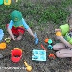 Fun In The Sun This Weekend! {Plus Melissa and Doug Sand Toys by Gummylump Giveaway!}Win huge set of Melissa & Doug sand toys courtesy of Gummylump! Giveaway Ends 8/8