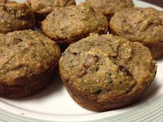 What I Gather: Paleo Carrot Cake Muffins