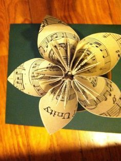 How to make a recycled paper flower wedding bouquet   Eco-Snobbery Sucks