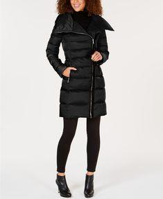 Sam Edelman Asymmetrical Zip Women/'s Leather Moto Jacket Fig Purple Size L