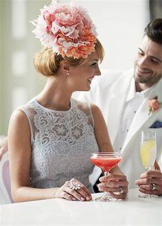 www.courtenaylambert.com Cincinnati Wedding I An Enchanted Affair  Headpiece by Courtenay Lambert Florals
