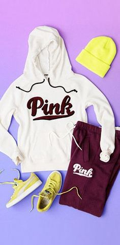 All I want for #PINKmas is…A New Boyfriend (Pant).
