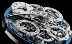 ... to really understand Legacy Machine Perpetual, you need to see it in motion! #mbandf #legacymachine #lmperpetual