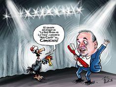 Caricatura del 26 de diciembre del 2015