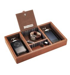 Men's phone charging station - Take Charge | Gallery | Glo