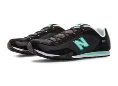 New Balance 442 slipons - also available in grey with pink accents