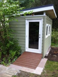 edgemont 8 x12 garden shed contemporary garage and shed vancouver - Garden Sheds Vancouver