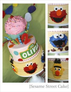 85b43ea4f936 29 Best Sesame street party images