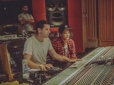 Mark Ronson and Bruno Mars
