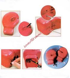 Boxing Gloves tutorial